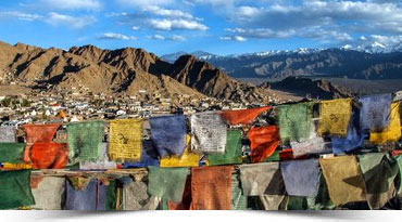 4 Nights stay in Leh