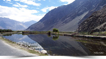 Leh with Nubra Valley