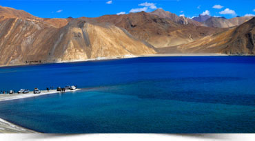 Ladakh and Pangong Lake